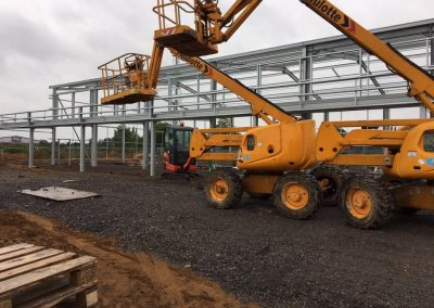R O'Donnell Plant & Civil Ltd Marden Power Station project 10