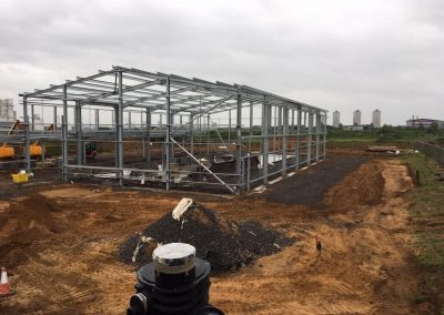 R O'Donnell Plant & Civil Ltd Marden Power Station project 12