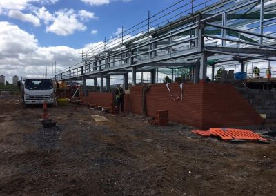 R O'Donnell Plant & Civil Ltd Marden Power Station project 17