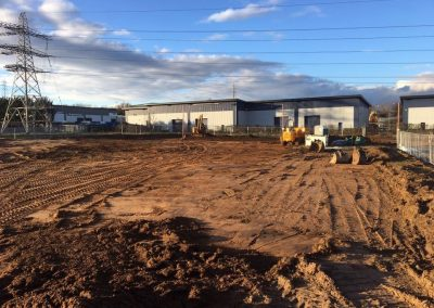 R O'Donnell Plant & Civil Ltd Marden Power Station project 3