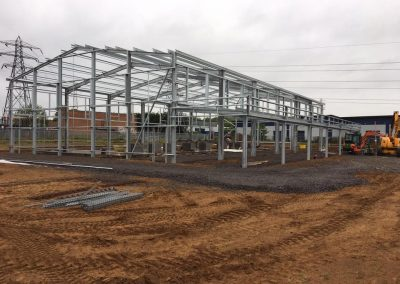 R O'Donnell Plant & Civil Ltd Marden Power Station project 8